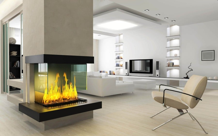 40 Modern Style Interior Design Ideas – Picture Gallery