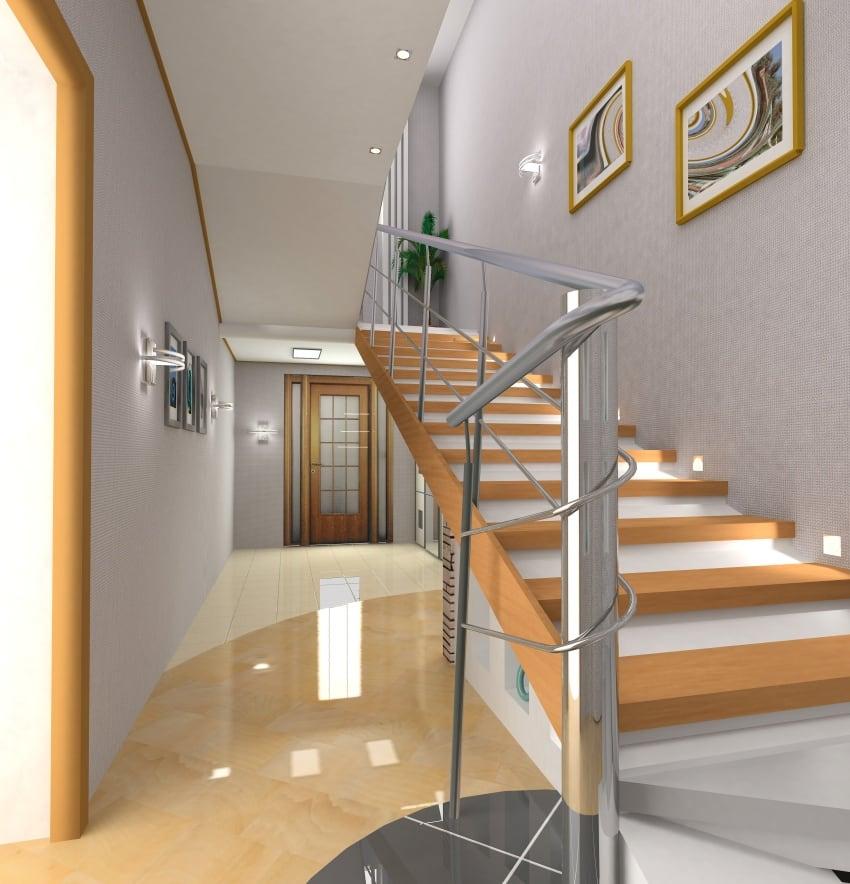 foyer-modern-home-shutterstock_162335150
