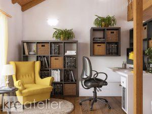 Beautiful Interior Design Ideas from KREATELIER