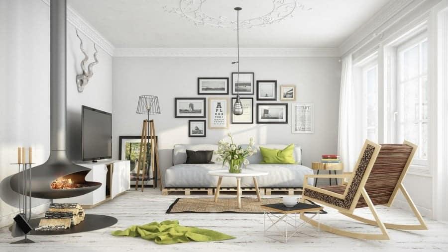 Scandinavian design style