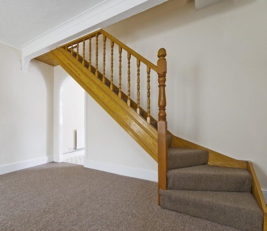 25 Custom Wood Stairs And Railings (PHOTO GALLERY