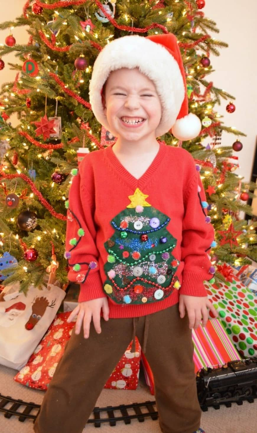 30 Diy Ugly Sweater Ideas For Christmas Amp Parties Photos