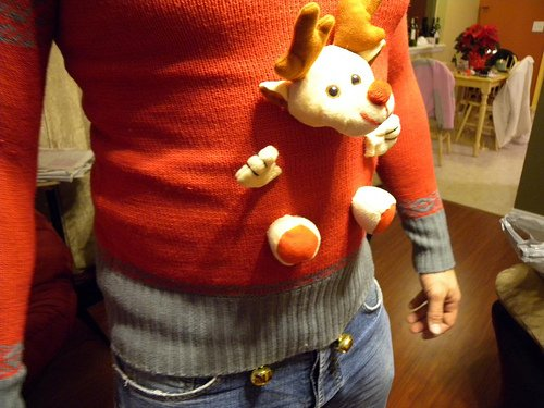 cheap home made ugly sweater