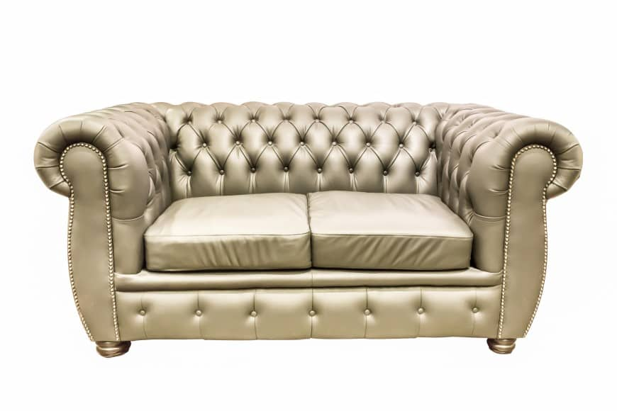 Chesterfield sofa style