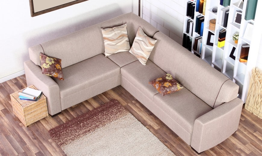 neutral color sofa set