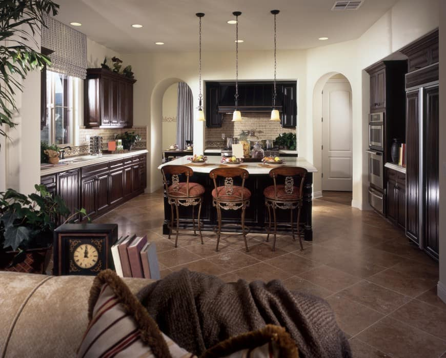 traditional design kitchen room