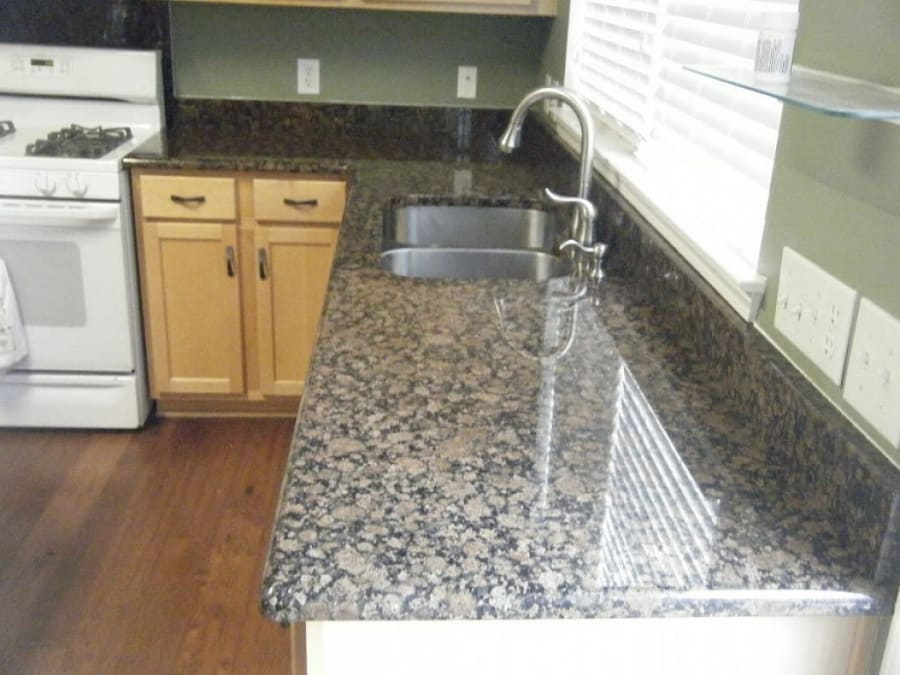 Grey Granite Kitchen Countertops spectacular granite colors for countertops (photos)