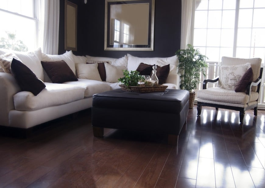 This elegant design solution is set in a fine selection of sophisticated colors.