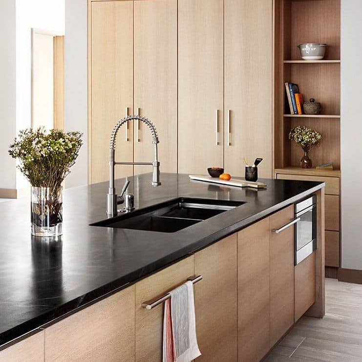Soapstone Kitchen Counters: Soapstone Kitchen Countertops Ideas (PICTURES