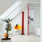 Modern White Design Studio Apartment - Margeza Design Studio