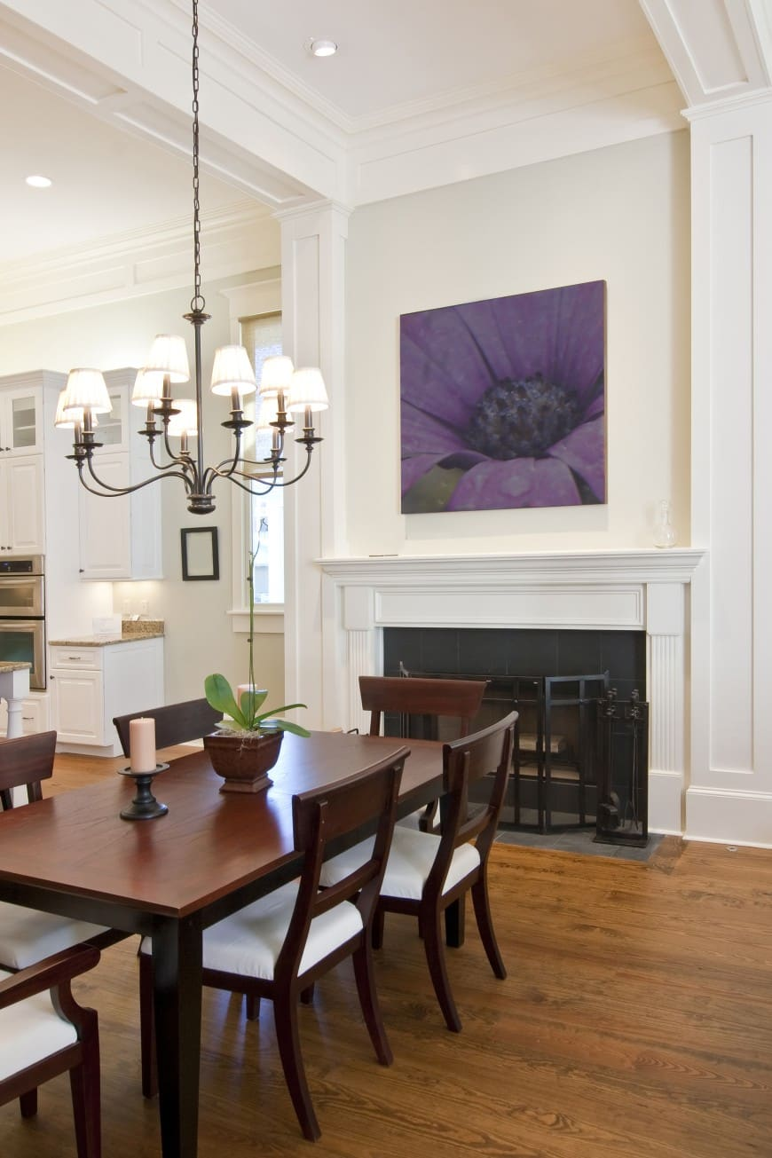 transitional living room design idea