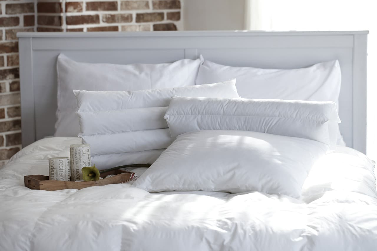 13 Different Pillow Types for the Best Night's Sleep