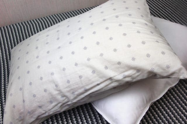 polyester pillow