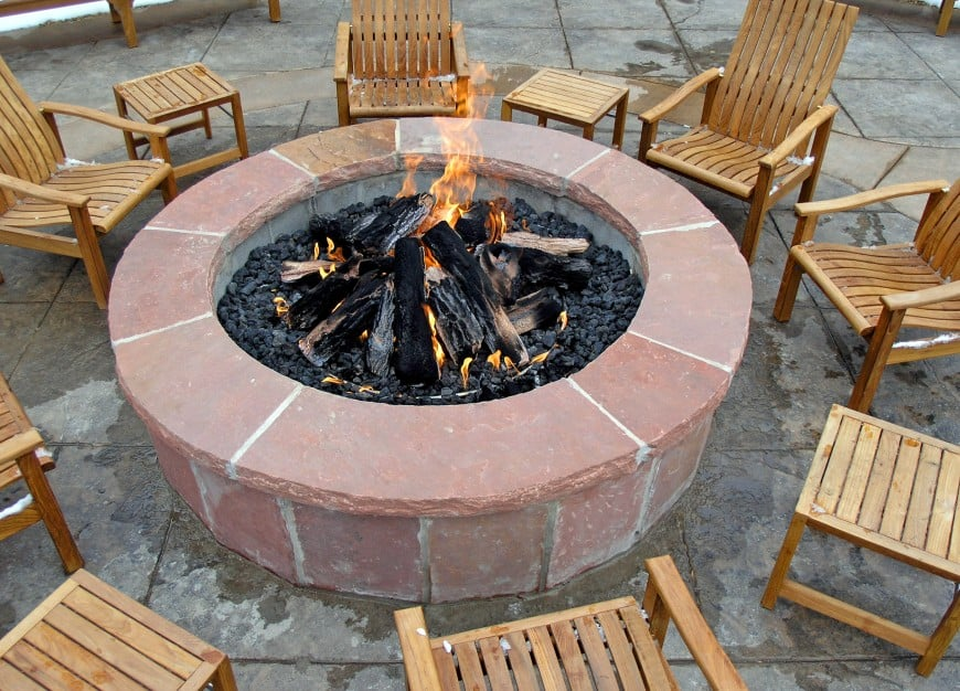 firepit designs and ideas