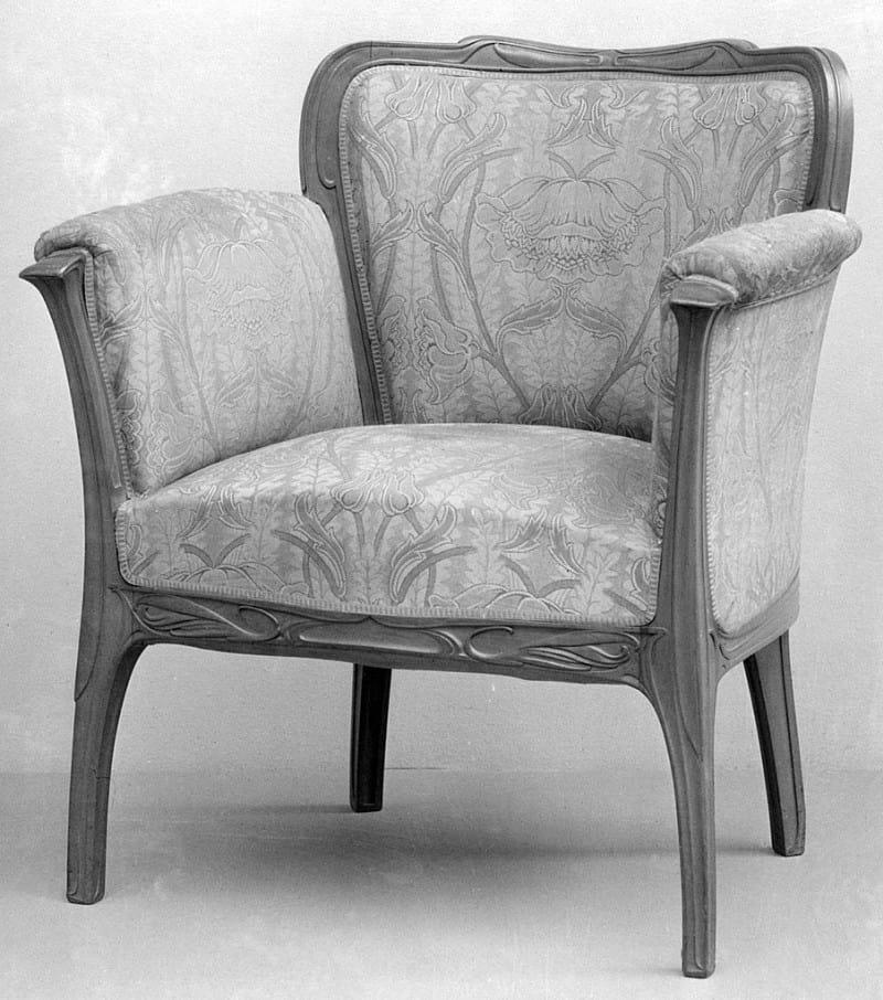 regular armchair