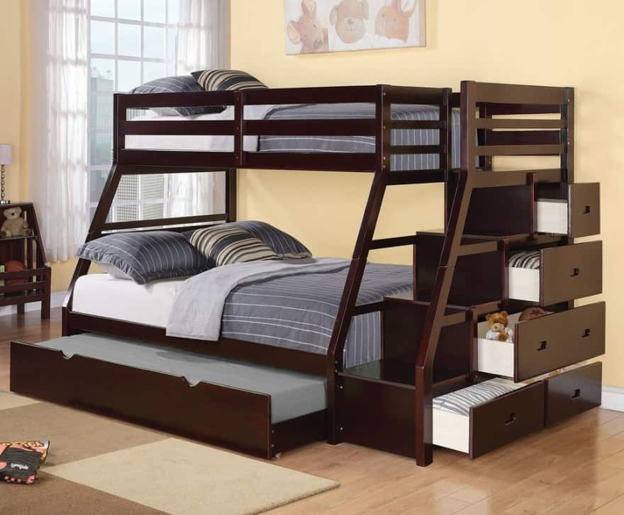 Bunk Beds for Boys and Girls Rooms