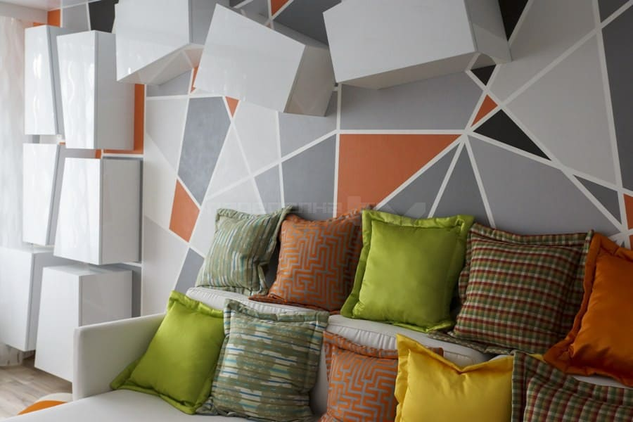geometric patterns in interiors