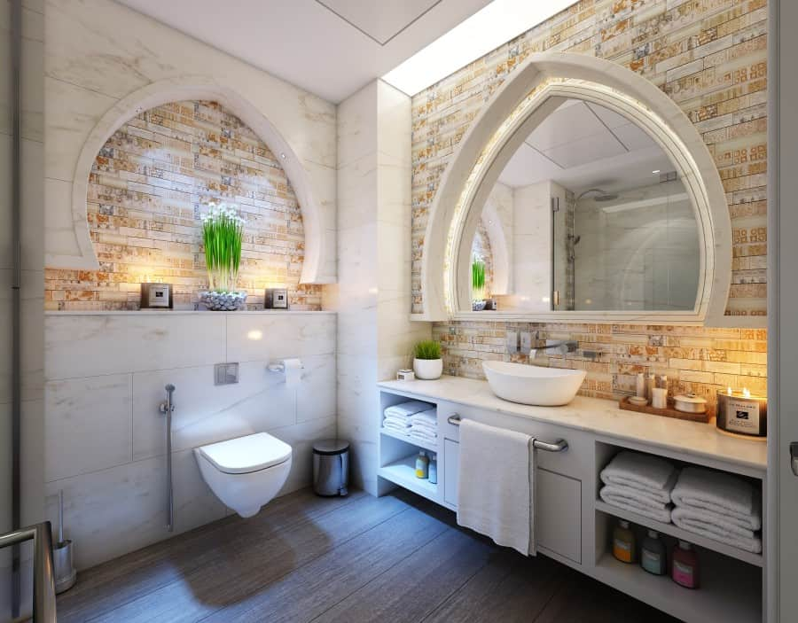 Bathroom Tidbits: Accessorizing Ideas to turn Your Bath into A Gorgeous Space