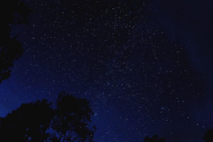 stars ceiling