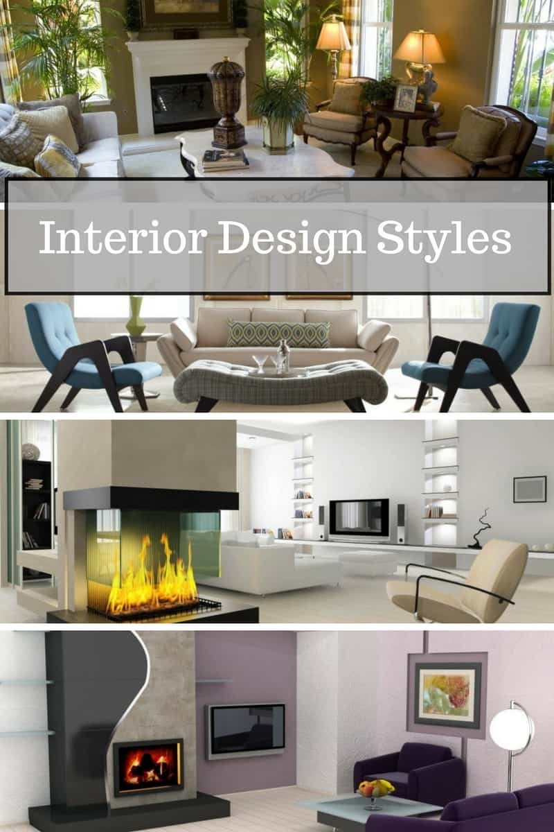 13 different interior design styles and ideas in 2019 - Different types of interior design styles ...