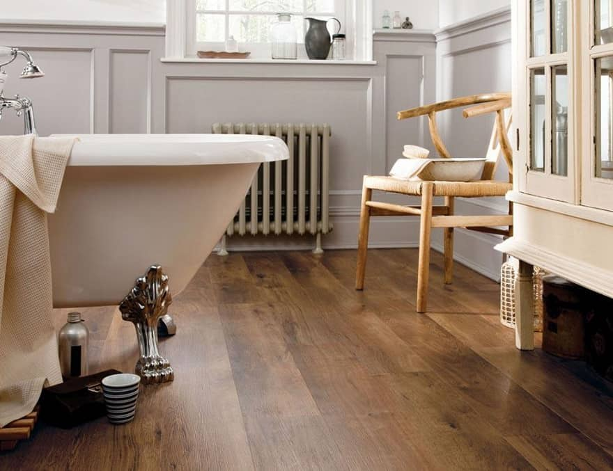 bathroom flooring material ideas