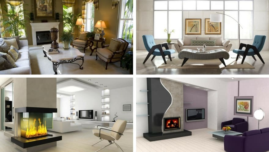 Different Interior Design Styles And Ideas In 2018