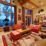 western decor ideas for living rooms