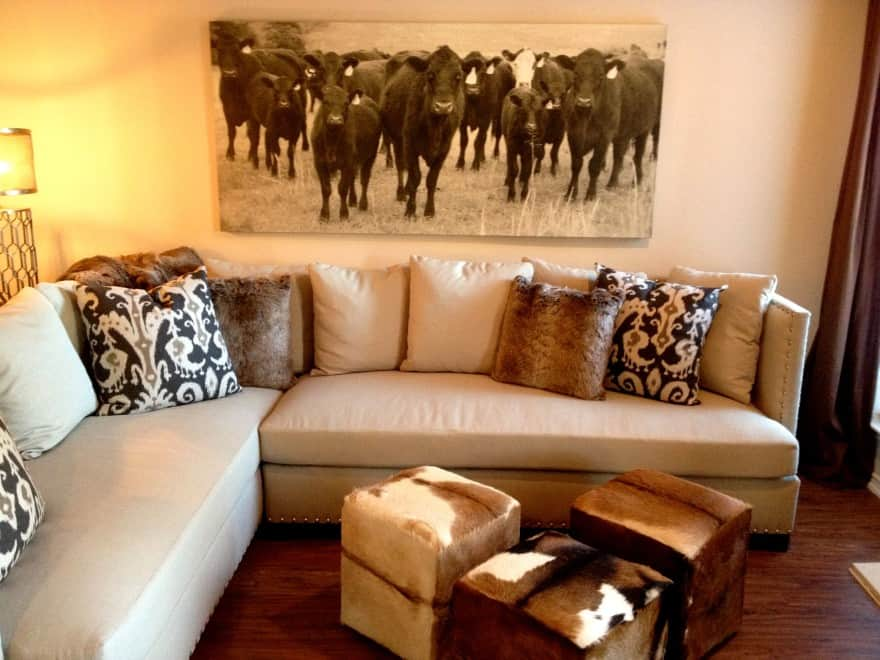 20 Western Decor Ideas For Living Rooms Modern