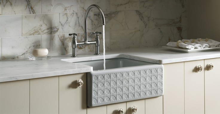 16 Popular Types Of Kitchen Sinks And Materials Options