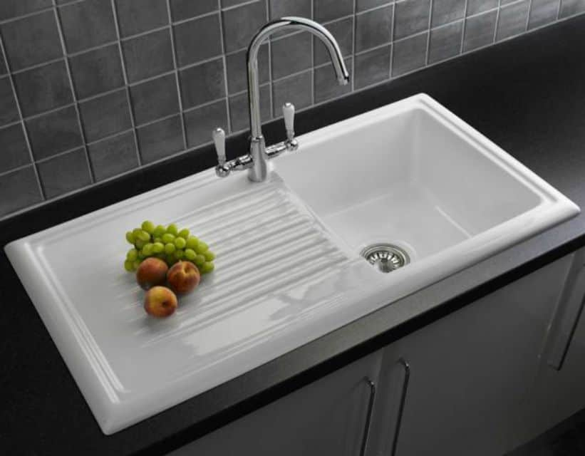 sink with drainbox