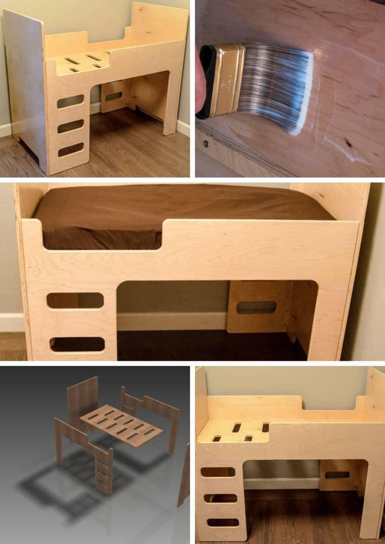 elegant toddler bed frame