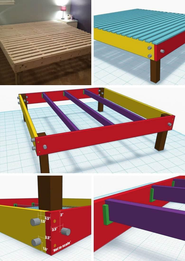 foam mattress size
