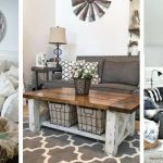 25 Modern Farmhouse Living Room Ideas - Decor with Pictures