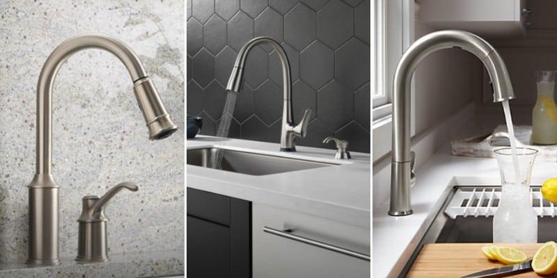 kitchen faucet comparison