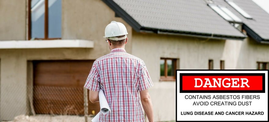 asbestos danger when renovating your home