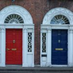 Just Like Rainbows: 13 Splendid Front Door Colors For A House That Wows