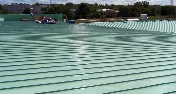 PVC roof material