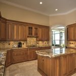 Wood Cabinets and Countertops - A Very Good Choice for Kitchens