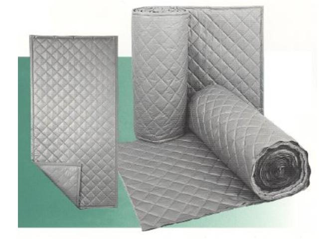 quilted fiberglass panel