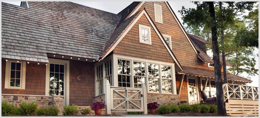 Cedar wood siding review