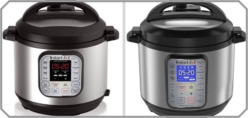 comparison of pressure cookers