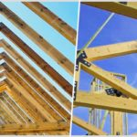 Roof Rafters Vs. Trusses - Which One is Better for Home Roofing?