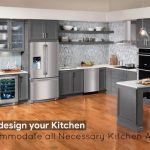efficient space kitchen design