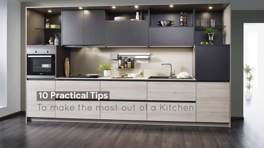 kitchen design for more appliances