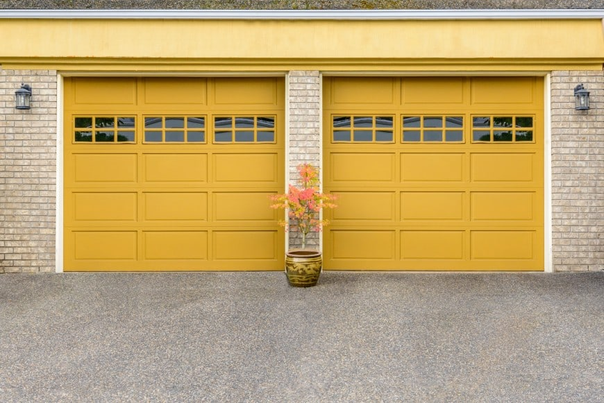 repairing of garage doors