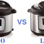 Instant Pot DUO vs LUX - Pressure Cookers Comparison