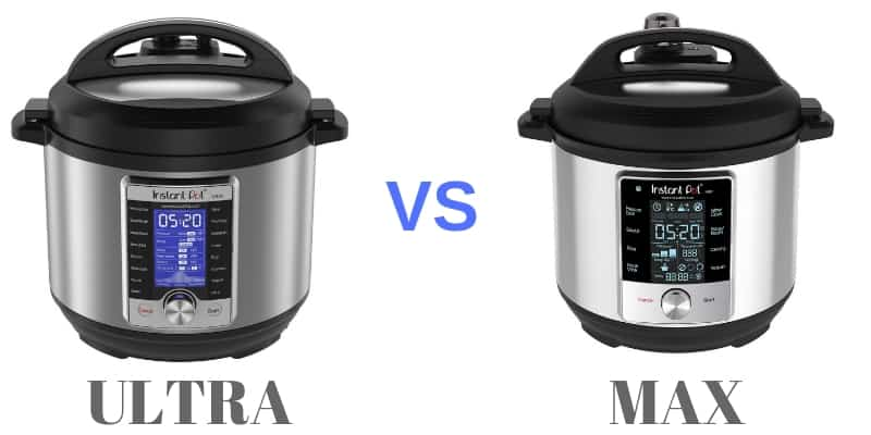 max or ultra pressure cookers