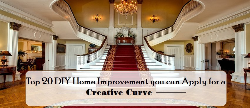 best diy home improvement ideas