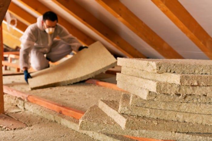 insulation of attic