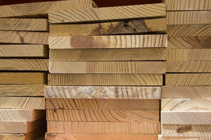 bulk wood